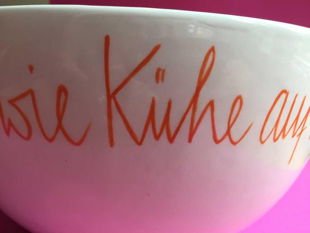 Shakespeare & Co. Keramikmalen München Grünwald